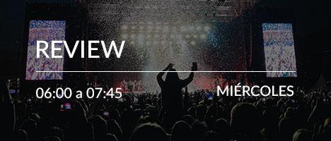 Hit Review – Miércoles
