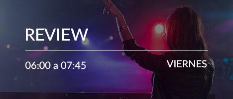 Hit Review – Viernes