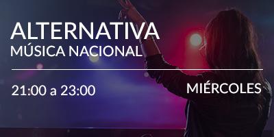 Alternativa – Miércoles