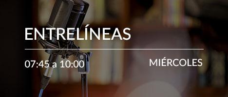 MIERCOLES ENTRELÍNEAS